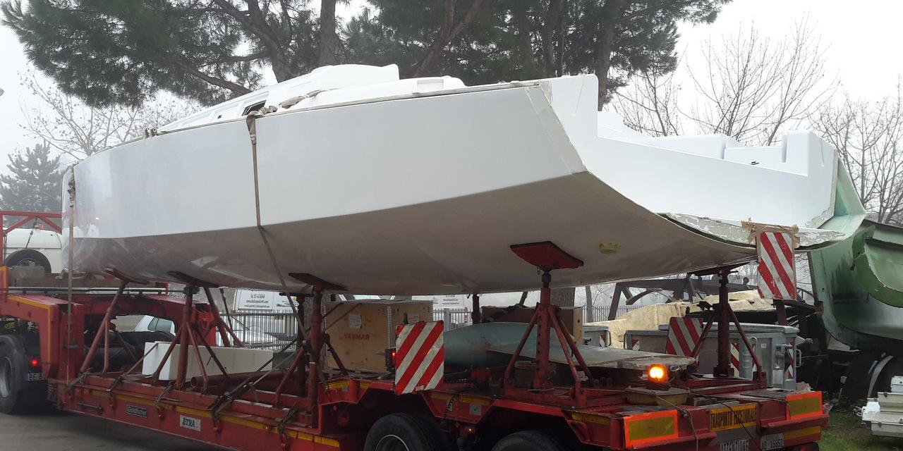 Deck&Hull kit